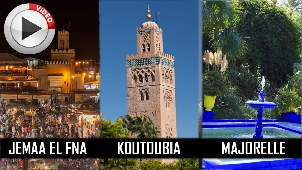 excursions videos maroc marrakech